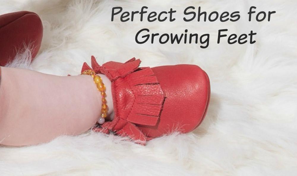 Kinder Feet