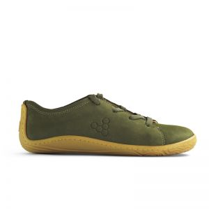 Vivobarefoot Kids Addis Green