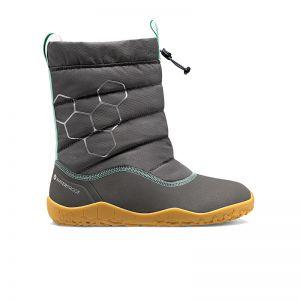 Vivobarefoot Kids Lumi Boots Graphite