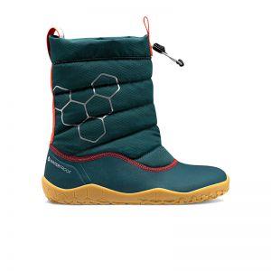 Vivobarefoot Kids Lumi Boots Forest Blue