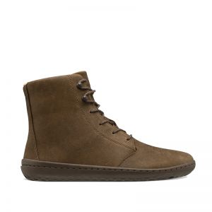 Vivobarefoot Ladies Gobi Boots Brown