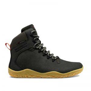 Vivobarefoot Ladies Tracker II Walking Boot Obsidian