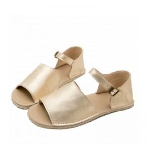 Zeazoo Coral Sandal in Golden Beige
