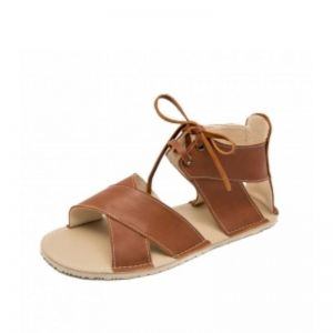 Zeazoo Nymph Sandals in Brown