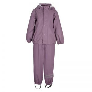 Mikk-Line Kids Rainset in Grapeade