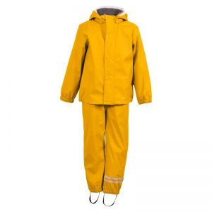 Mikk-Line Kids Rainset in Sunflower