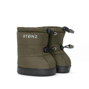 Stonz Haze Pine Puffer Booties
