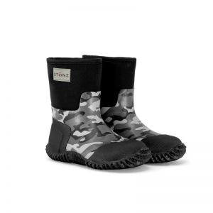 Stonz West Boots Camo
