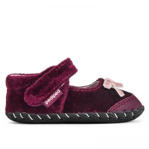 Pediped Originals Louisa Burgundy