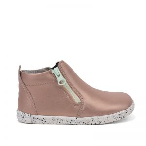 Bobux Tasman Boot Rose Gold