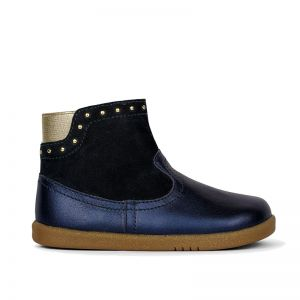 Bobux Belle Boot Navy Shimmer