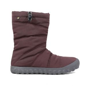 Bogs Adults Puffy Boot Grape