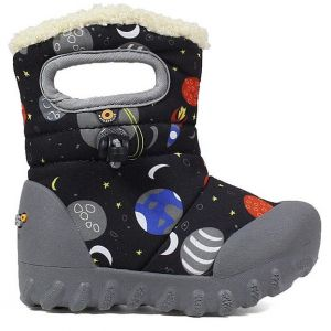 Bogs B-Moc Space Black Multi