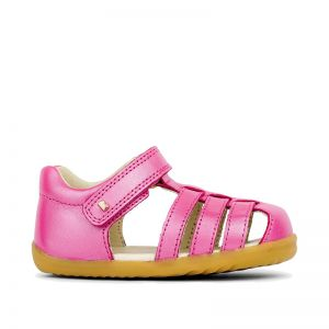 Bobux SU Jump Sandal Strawberry