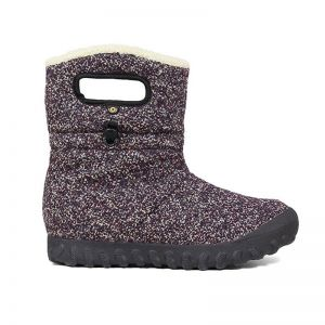 Bogs Adults B-Moc Mid Woven Boot Purple