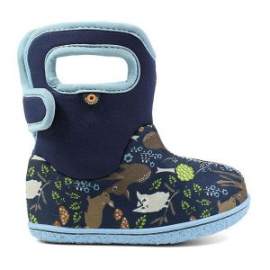 Baby Bogs Woodland Friends Blue Multi