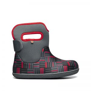 Bogs Youngster Phaser Grey