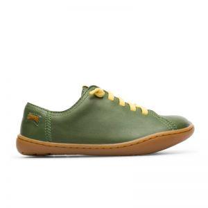 Camper Kids Peu Shoe Green