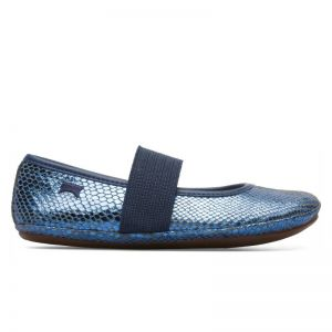 Camper Kids Right Blue Sparkle