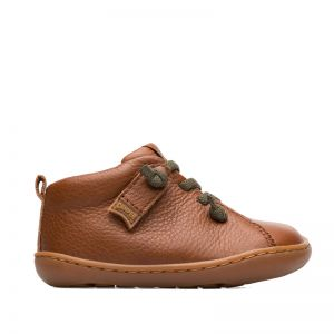 Camper Kids First Peu Boot Brown