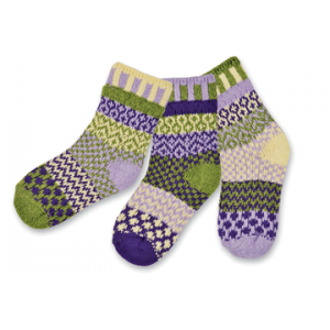 Solmate Kids Socks Caterpillar