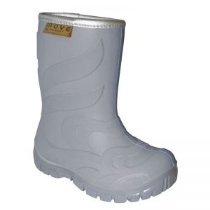 Melton Thermal Boot Silver