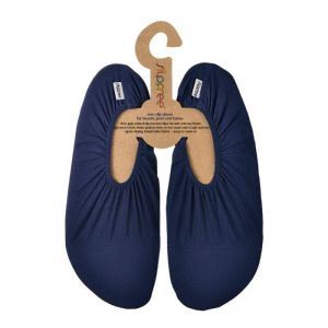 Slipfree Adult Navy Pool Shoes