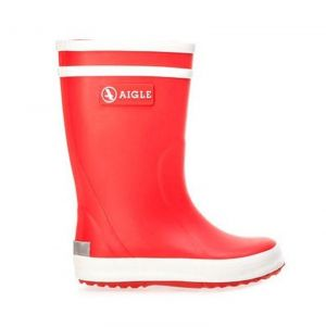 Aigle Kids Lolly Pop Welly Red