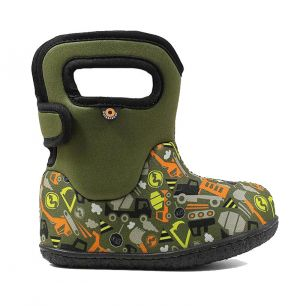 Baby Bogs Construction Green