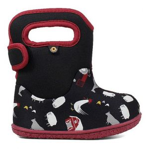 Baby Bogs Farm Black Multi