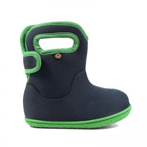 Baby Bogs Solid Navy Green