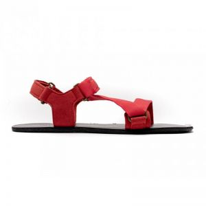 Be Lenka Adults Flexi Sandals Red