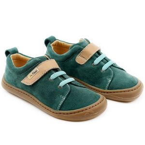 Tikki Kids Harlequin Leather Shoes Cembro