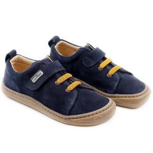 Tikki Kids Harlequin Leather Shoes Levis