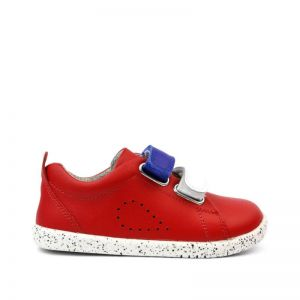 Bobux Grass Court Switch Red