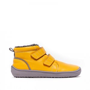 Be Lenka Kids Penguin Boots Yellow