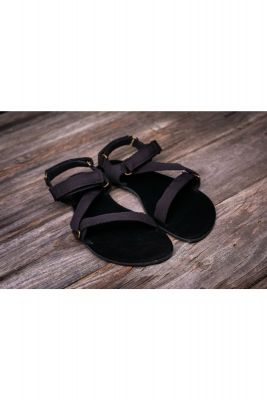 Be Lenka Adults Flexi Sandals Black