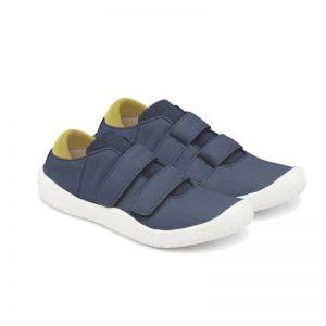 Bundgaard Benjamin Shoe Velcro Navy