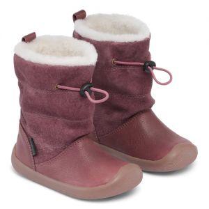 Bundgaard Walker Winter Boots in Dark Rose