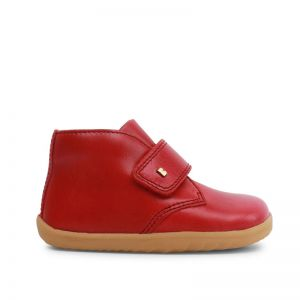 Bobux SU Desert Boot Rio Red