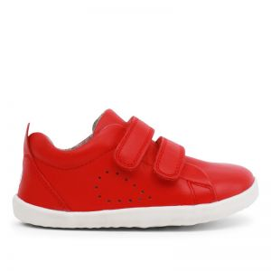 Bobux SU Grass Court Red
