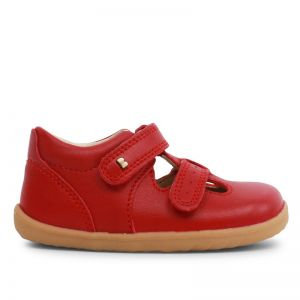 Bobux SU Jack and Jill Sandal Rio Red
