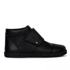 Bobux Boston Hi Top Black