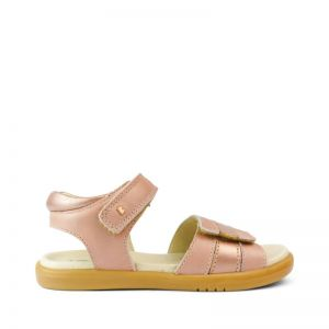 KP Bobux Hampton Sandal Rose Gold