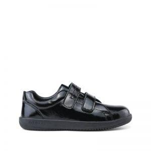 Bobux Venture Patent School Shoe