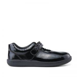Bobux Journey Patent School Shoe