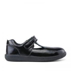Bobux Brave Patent School Shoe