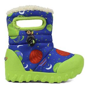 Bogs B-Moc Space Blue Multi
