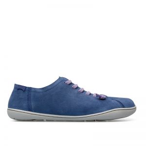 Camper Ladies Peu Shoe Blue