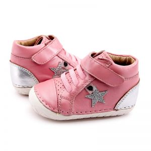 Old Soles Champster Pave Pink